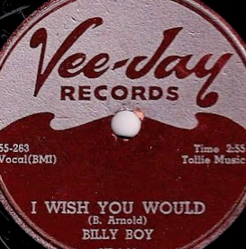 I Wish You Would Billy Boy Arnold song  Wikipedia