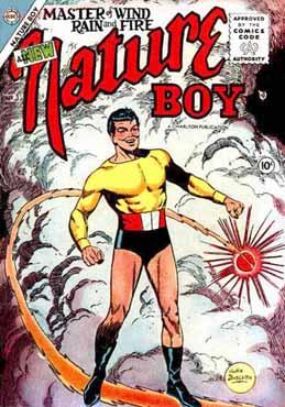 Nature Boy (comics)