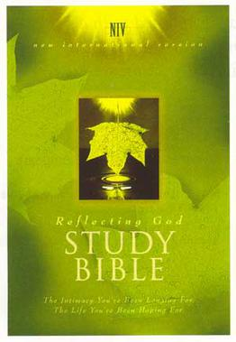 Reflecting God Study Bible