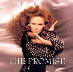 The Promise TPau album  Wikipedia