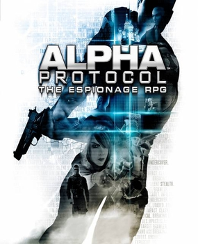 Alpha Protocol Box Art (THE ESPIONAGE RPG)