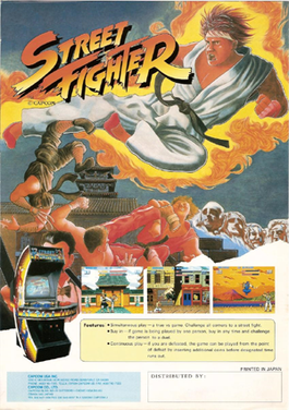 Street Fighter Video Game Wikipedia