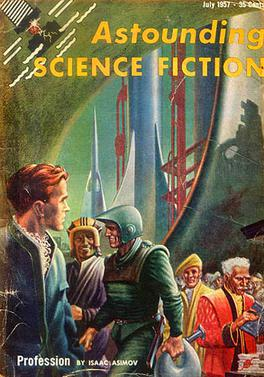 """Profession"" by Isaac Asimov in the ..."