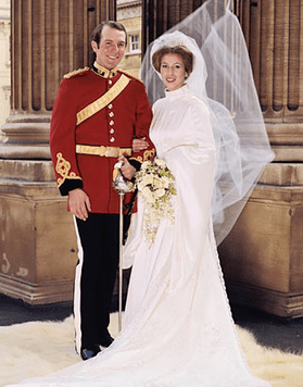 Wedding Of Princess Anne And Mark Phillips  Wikipedia