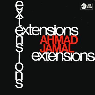 Extensions Ahmad Jamal album  Wikipedia