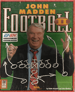 John Madden Football II