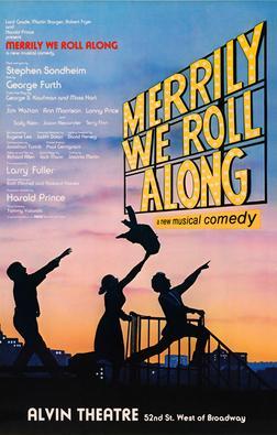 Merrily We Roll Along musical  Wikipedia