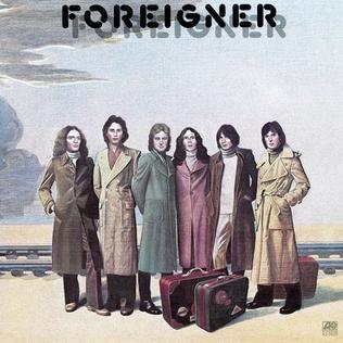 Foreigner album cover