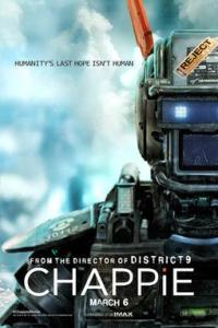 Poster for 2015 sci-fi Chappie
