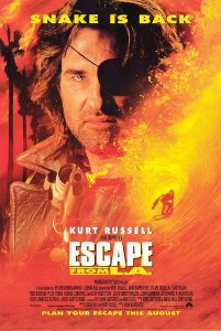 Escape From L.A. (Paramount Pictures - 1996)