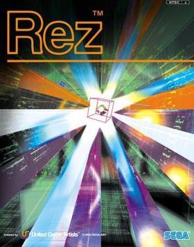Rez Video Game Wikipedia