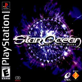 Star Ocean The Second Story Wikipedia