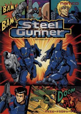 Steel Gunner  Wikipedia