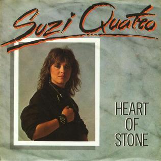 Heart of Stone Suzi Quatro song  Wikipedia