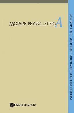 Modern Physics Letters A  Wikipedia