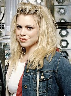 Billie Piper as Rose Tyler