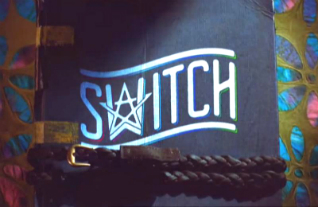 Switch title card