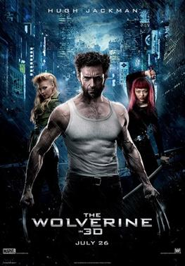 The Wolverine (20th Century Fox - 2013)