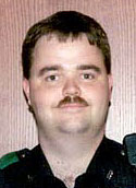 Aubrey Hawkins, the police officer killed by t...