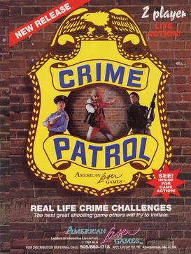 Crime Patrol video game  Wikipedia