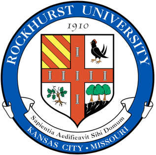 Seal of Rockhurst University