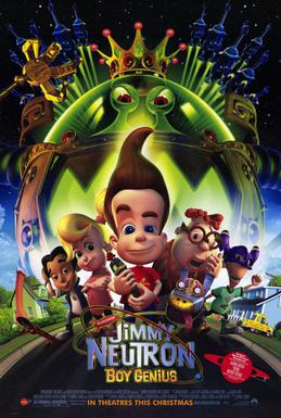 Jimmy Neutron Intro : jimmy, neutron, intro, Jimmy, Neutron:, Genius, Wikipedia