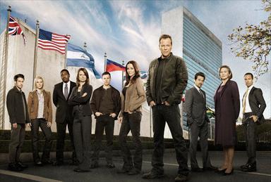 24 Season 8 Cast