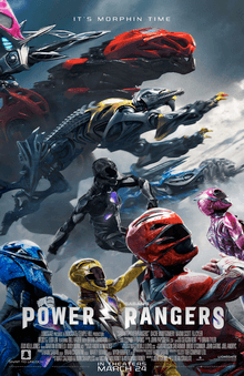 Power Rangers: Aftershock Is the PERFECT Movie Sequel That
