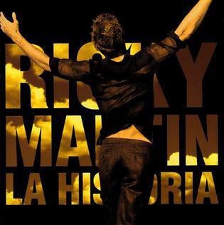 La Historia (Ricky Martin album)