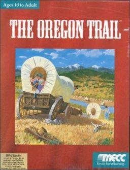 The Oregon Trail Video Game Wikipedia