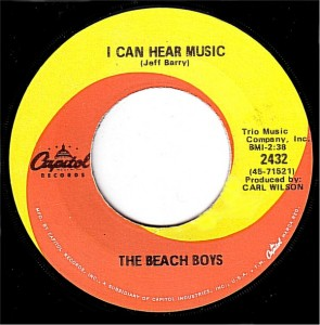 I Can Hear Music