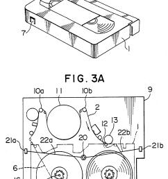 file magnetic video tape recorder diagram us004809115 003 png [ 1290 x 1971 Pixel ]