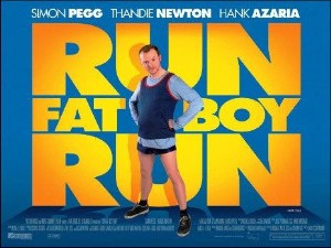 Film poster for Run, Fat Boy, Run - Copyright ...