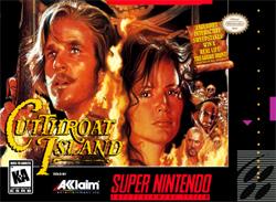 Cutthroat Island video game  Wikipedia