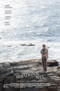 Poster for 2015 comedy thriller Irrational Man