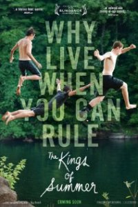 Poster for 2013 dramedy The Kings of Summer