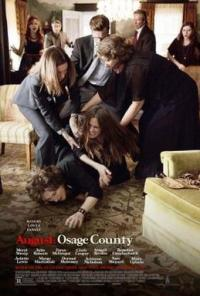 Poster for 2014 Oscars hopeful August: Osage County