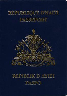 Haitian passport  Wikipedia