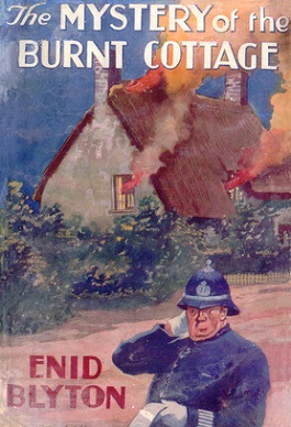 The Mystery Of The Burnt Cottage Wikipedia