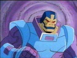 Apocalypse in X-Men The Animated Series.