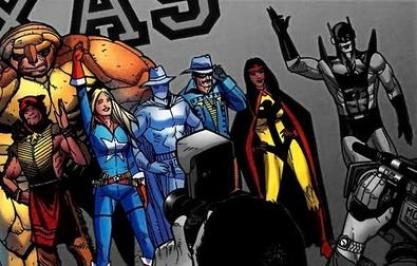 Image result for The Rangers (Texas) marvel