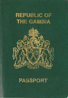 Gambian passport  Wikipedia