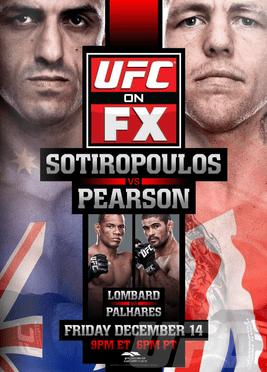 UFC on FX: The Smashes Finale