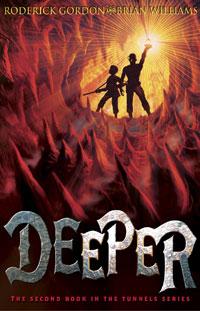 Deeper Gordon and Williams novel  Wikipedia