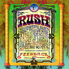 Feedback (Rush album)