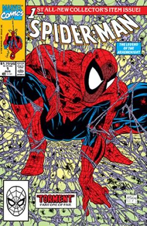 Komik Spiderman Torment
