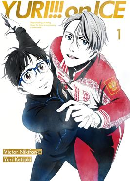 Yuri On Ice Manga : manga, Wikipedia