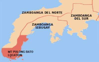 Mount Pulong Bato - Wikipedia