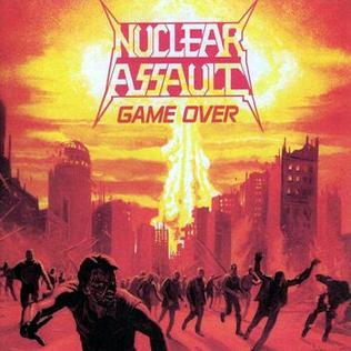Game Over Nuclear Assault Album Wikipedia