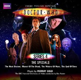 Doctor Who Series 4  The Specials (soundtrack) Wikipedia